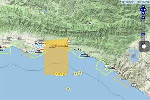 Another Great Use of the MarineMap Environmental GIS Decision Support Tool