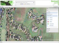 GIS Web Application to Identify and Manage Critical Geological Hazard Data