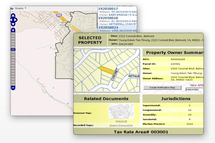 Property Review and Parcel Management GIS Solutions
